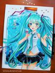 +Hatsune Miku - A Deep Sea Song+