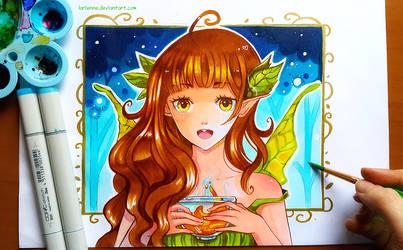 +Tea Fairy+