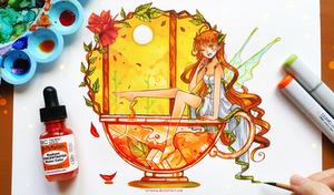 +Tea Splash+