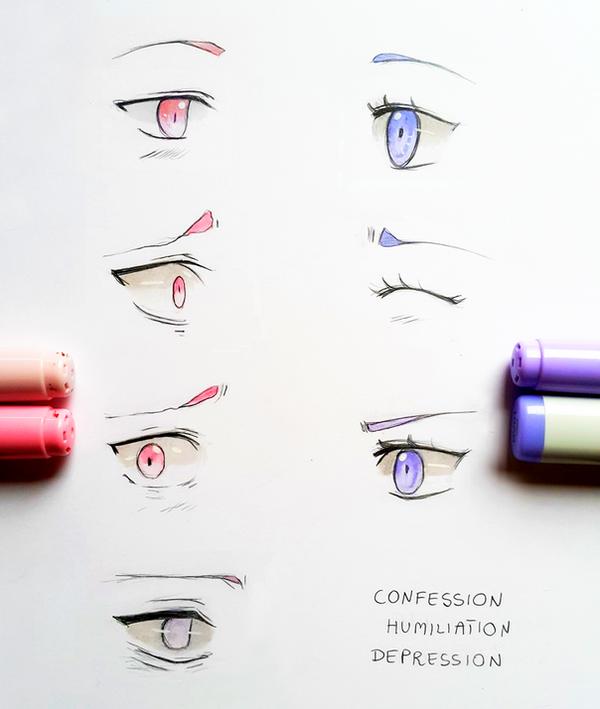 +Depression+ By Larienne On DeviantArt