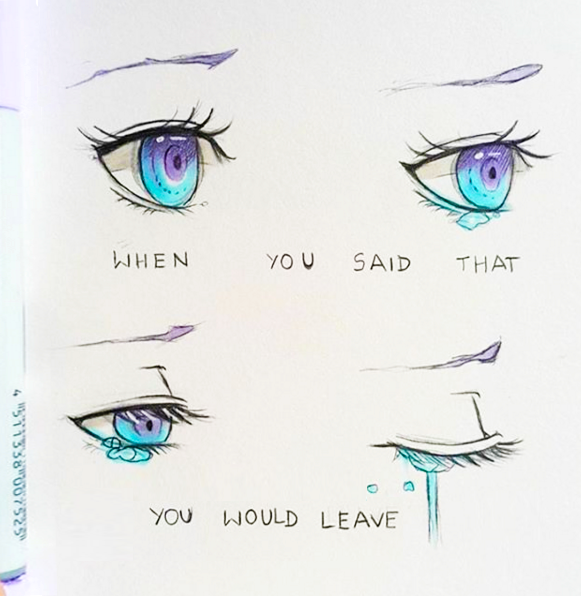+When You Said+ By Larienne On DeviantArt