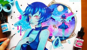 +Steven Universe - Lapis Lazuli+