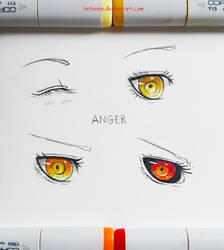 +Anger+ by larienne