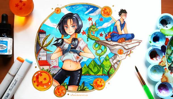 +Dragon Ball - Videl+