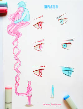 +Eye Tales - Departure+
