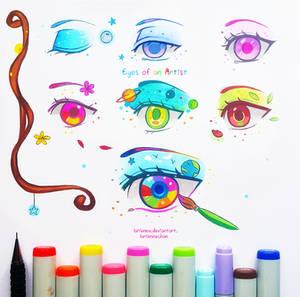 +Eyes of an Artist+