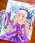 +Last Unicorn - Into the Lilac Forest+