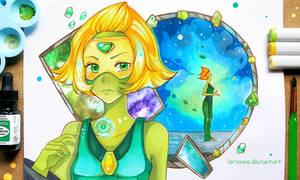 +Peridot - Steven Universe+