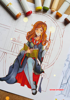 +Hermione - WIP+