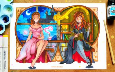 +Hermione Granger - Bewitching+