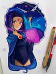 +Teen Titans - Raven+