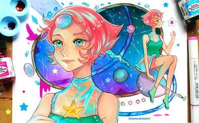 +Steven Universe - Pearl+ by larienne