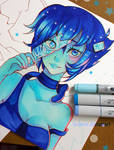 +Lapis - Breaking out - WIP+