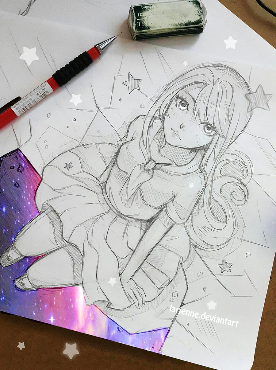 +Star Apocalypse - WIP+ by larienne