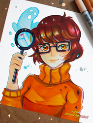 +Velma+ by larienne