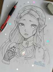 Zelda - Breath of Wild