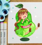 +Cute Pear+
