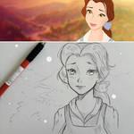 +Belle+
