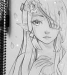 +Zelda - Wedding+