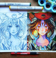 +Mononoke - Light and Darkness+