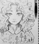 +Merida - Portrait+