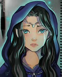 +Arwen - Despair is a mistake+ by larienne