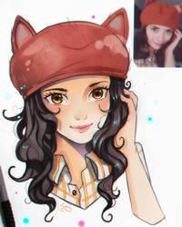 +Fox+ by larienne