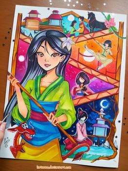 +Mulan - My Path+