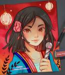 Mulan - Evening Light