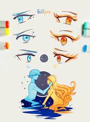 Eclipse by larienne