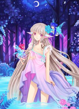 Chii and Midsummer Night's Dream