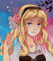 Aurora by larienne