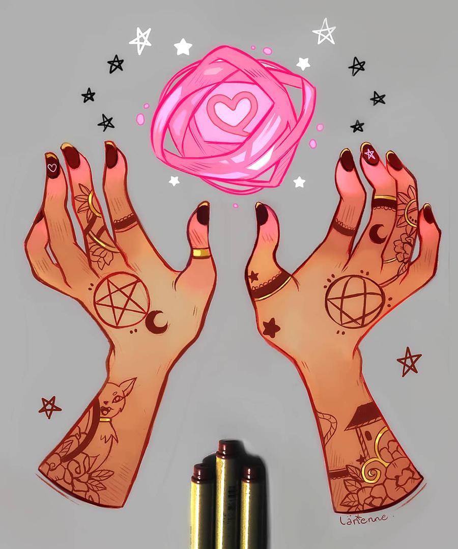 Love Spell by larienne