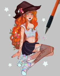Ginger Witch
