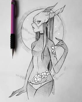 Demon's Flower
