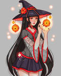 Witch from Far East
