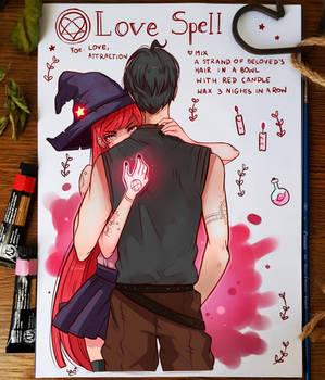 Spellbook - Love Spell
