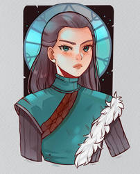 Arya by larienne
