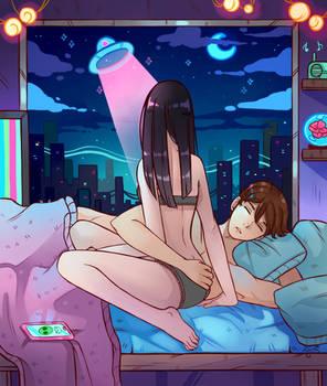 Night encounters