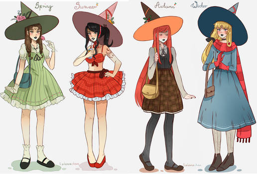 Season witches