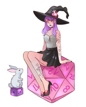 DnD Witch