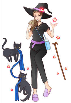 Physioterapist Witch