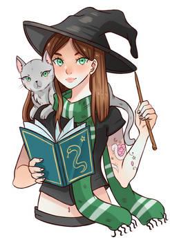 Potter Witchsona