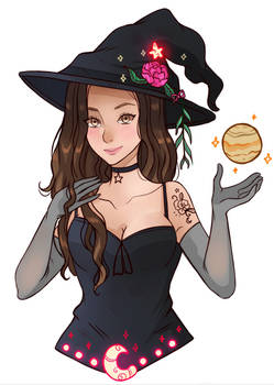 Planet Witch