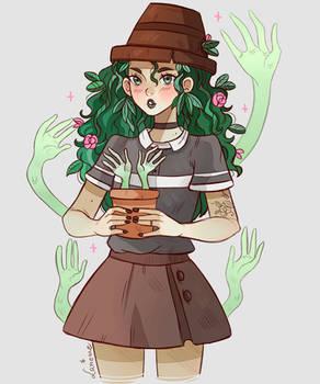 Plant Witch
