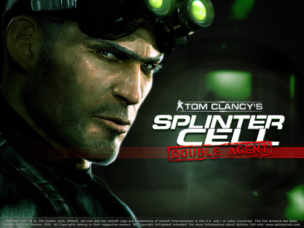 Tom Clancy's Splinter Cell: Double Agent Details ... |Splinter Cell Double Agent Wallpaper