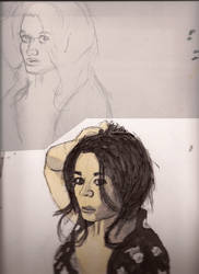 Danielle Sketches