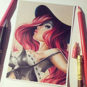 'Fortune doesn't favor fools' - Miss Fortune