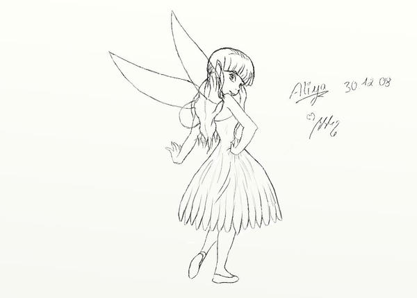 Aliya back by YummingDoe4