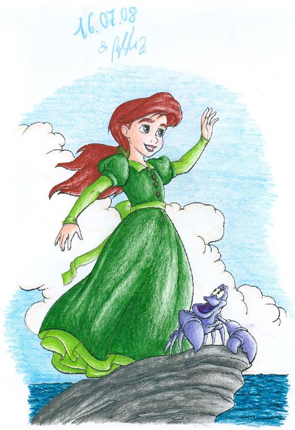 Melinda as child by YummingDoe4